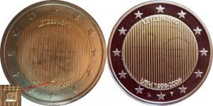 2 euro Luxembourg 2009 comemorative
