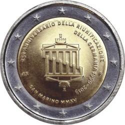 2 euro San Marino 2015 Germany