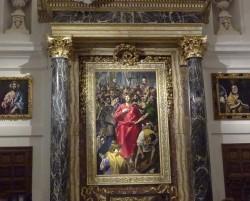 El Greco. Espolio (1577-1579)