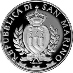 San Marino 2015. 5 euro. EXPO