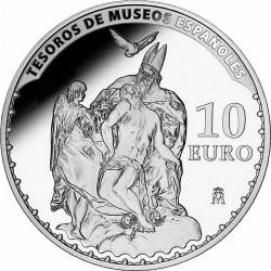 Spain 2014. 10 euro. El Greco