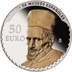 Spain 2015. 50 euro. Arcinboldo