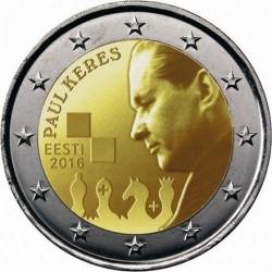 2 euro Estonia 2016