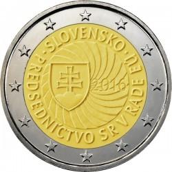 2 euro Slovakia 2016