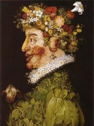 Arcimboldo. Spring 1563