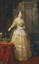 Madrazo. Isabella II of Spain