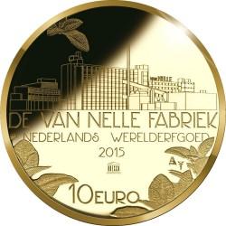 Netherland 2015. 10 euro. Van Nelle