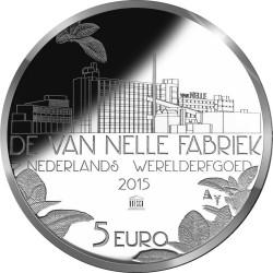 Netherland 2015. 5 euro. Van Nelle