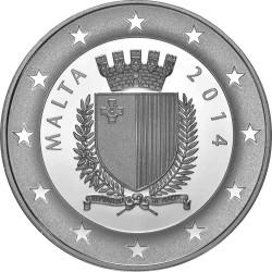 10 евро 2014 года, аверс