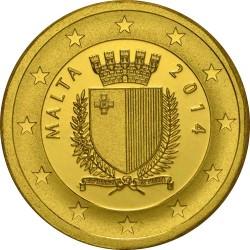 15 евро 2014 года, аверс