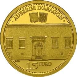 15 евро 2014 года, реверс