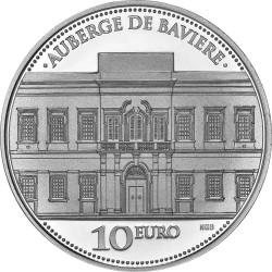 10 евро 2015 года, реверс