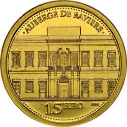 15 евро 2015 года, реверс