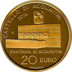 20 евро, реверс