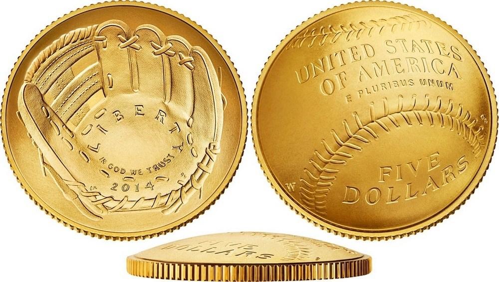 «национальный зал славы бейсбола» / ? доллара сша монеты мозамбика