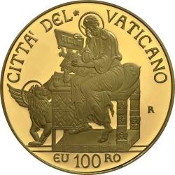 Vatican 2014. 100 euro. Mark