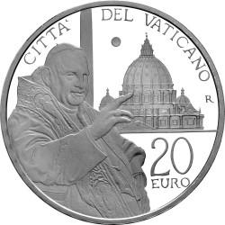 20 евро, 2014 г., аверс