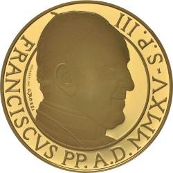 Vatican 2015. 100 euro. Matthew