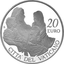 20 евро, 2015 г., аверс