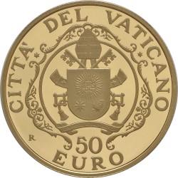 50 евро, 2015 г., аверс