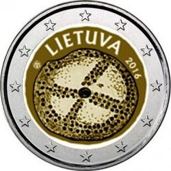 2 euro litva 2016