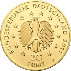 Germany 2011. 20 euro. Buche