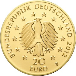 Germany 2012. 20 euro. Fichte