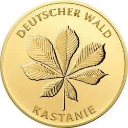 Germany 2014. 20 euro. Kastanie
