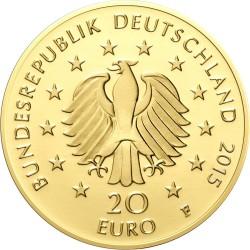 Germany 2015. 20 euro. Linde