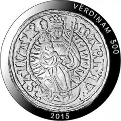 Latvia 2015. 5 euro. ferding