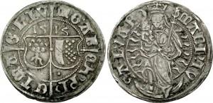 Livonia ferding. 1515 Riga