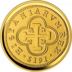 Spain 2015. 100 euro. 2 escudo Phillip III