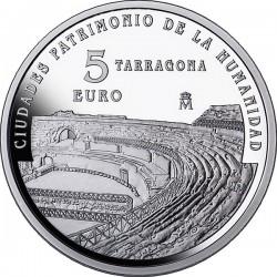 Spain 2015. 5 euro. Tarragona