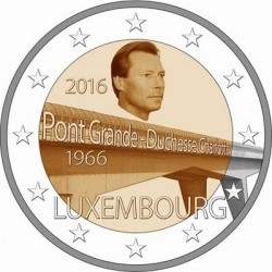 2 euro lux 2016