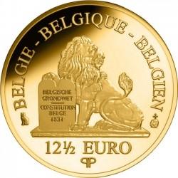 Belgium 2014. 12.5 euro. Astrid