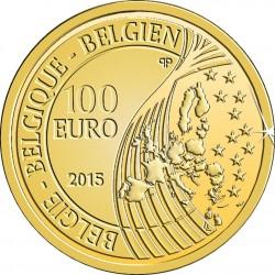 Belgium 2015. 100 euro. Philippe