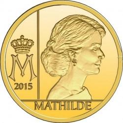 Belgium 2015. 12.5 euro. Mathilde