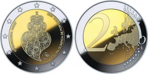 2 euro Portugal 2016 Olimpica