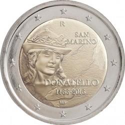 2 euro San Marino 2016 Donatello