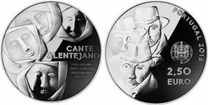 2,5 евро «Cante Alentejano»