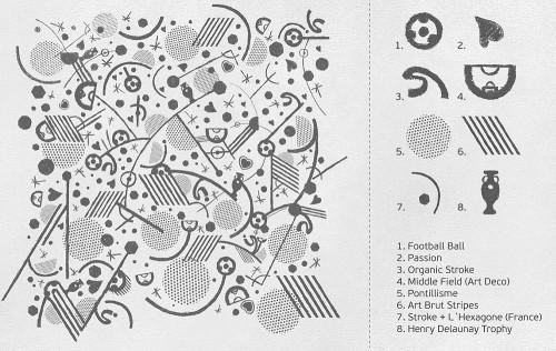 uefa 2016 simbol