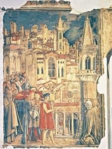 Benedetto Bonfgli St. Herculanus
