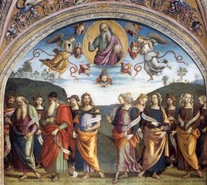 Pietro Perugino Prophets and Sibyls