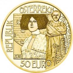 Austria 2016. 50 euro. Klimt