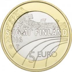 Finland 2016. 5 euro. sport