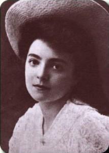 Нелли Закс (нем. Nelly Sachs) 1910