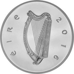 Ireland 2016. 15 euro. Proclamation of the Irish Republic