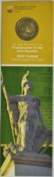 Ireland 2016 2 euro Republic bookmark