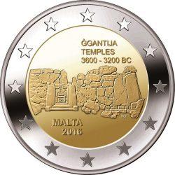 2 euro Malta 2016 Ggantija