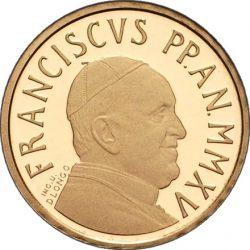 10 евро 2015 года, аверс